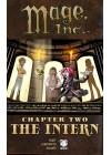 Mage, INC.: The Intern #2