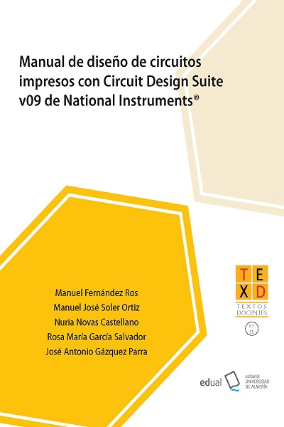 Manual de diseño de circuitos impresos con Circuit Design Suite v09 de National Instruments®