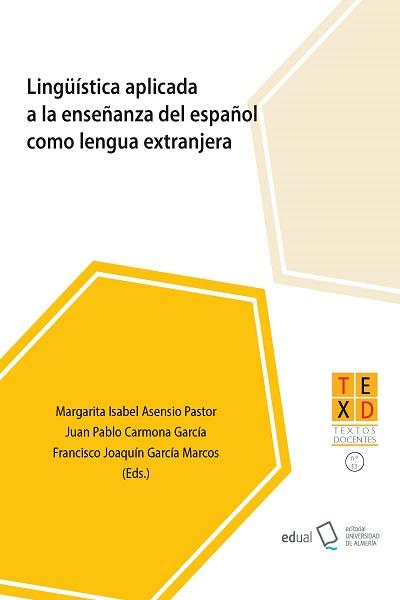 Lingüística aplicada a la enseñanza del español como lengua extranjera