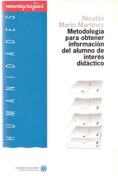 Metodología para obtener información del alumno de interés didáctico