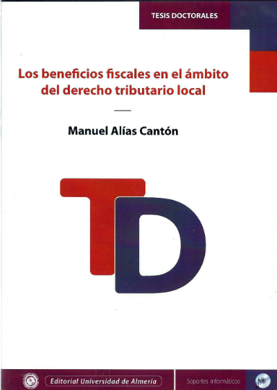 Los beneficios fiscales en el ámbito del derecho tributario local