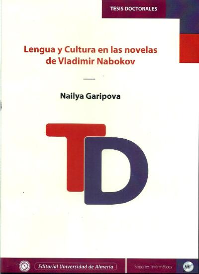 Lengua y cultura en las novelas de Vladimir Nabocov