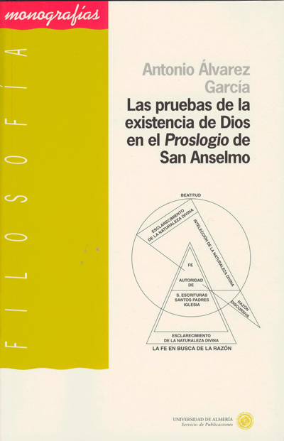 Las pruebas de la existencia de Dios en el Proslogio de San Anselmo
