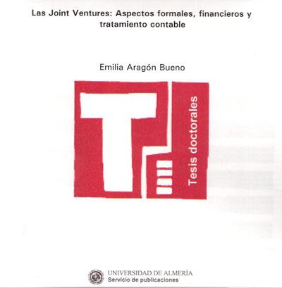 Las Joint Ventures: aspectos formales, finacieros y tratamiento contable
