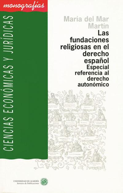 Las fundaciones religiosas en el derecho español