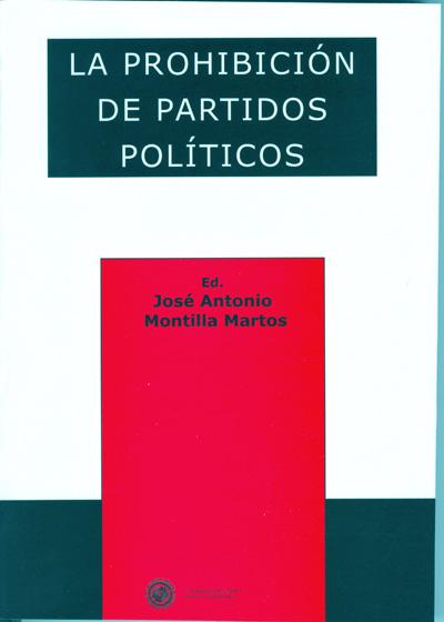 La prohibición de partidos políticos