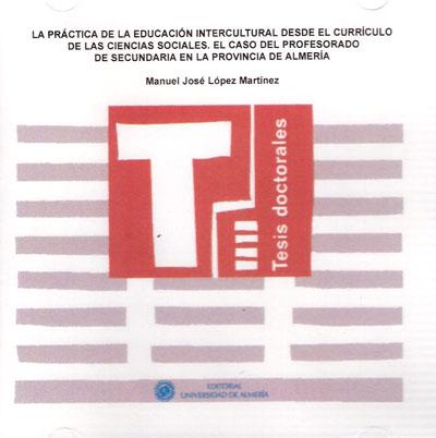 La práctica de educación intercultural desde el currículo de las ciencias sociales. El caso del profesorado de secundaria en la