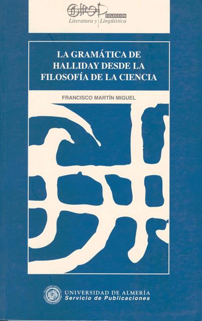 La gramática de Halliday desde la filosofía de la ciencia