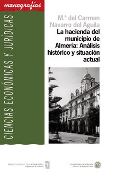 La hacienda del municipio de Almería: análisis histórico y situación actual (1900-1996)