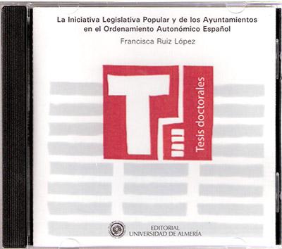 La Iniciativa Legislativa Popular y de los Ayuntamientos en el Ordenamiento Autonómico Español