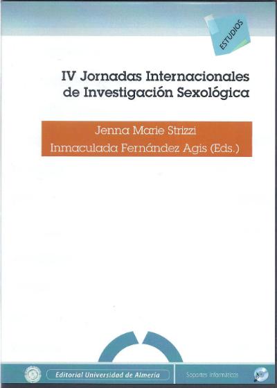 IV Jornadas internacionales de investigación sexológica