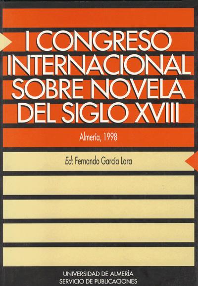 I Congreso Internacional sobre Novela del siglo XVIII