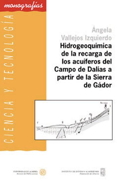 Hidrogeoquímica de la recarga de los acuíferos del Campo de Dalías a partir de la sierra de Gádor