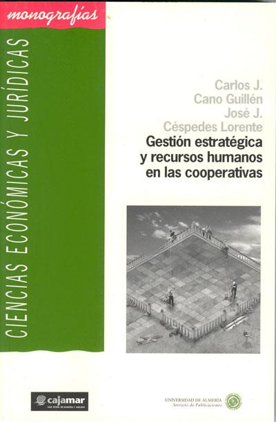 Gestión estratégica y recursos humanos en las cooperativas