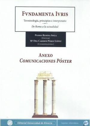 Fundamenta Ivris. Terminología, principios e interpretatio. De Roma a la actualidad