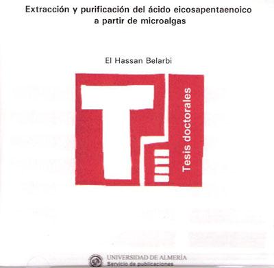 Extracción y purificación del ácido eicosapentaenoico a partir de microalgas