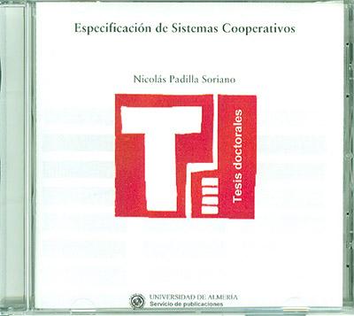Especificación de Sistemas Cooperativos