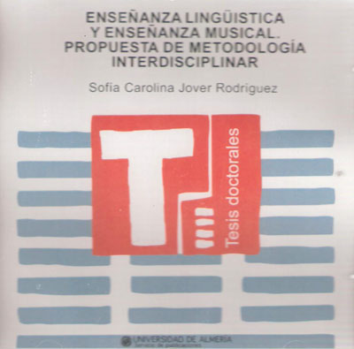 Enseñanza lingüística y enseñanza musical. Propuesta de metodología interdisciplinar.