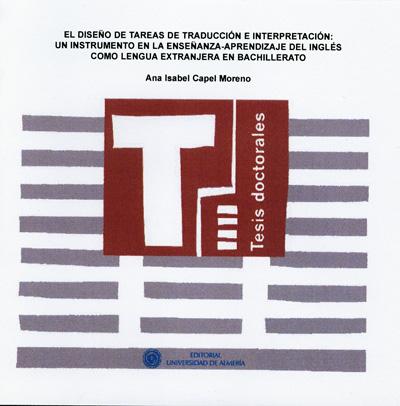 El diseño de tareas de traducción e interpretación: un instrumento en la enseñanza-aprendizaje del inglés como lengua extranjer