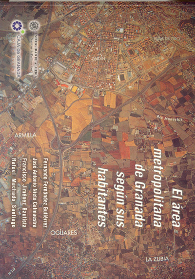 El área metropolitana de Granada según sus habitantes