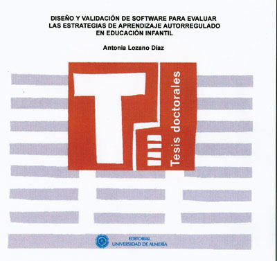 Diseño y validación de  software para evaluar las estrategias de aprendizaje autorregulado en educación infantil