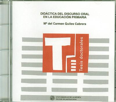 Didáctica del discurso oral en la educación primaria