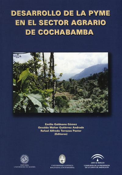 Desarrollo de la PYME en el sector agrario de Cochabamba