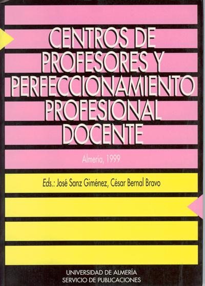 Centros de profesores y perfeccionamiento profesional docente
