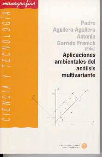 Aplicaciones ambientales del análisis multivariante