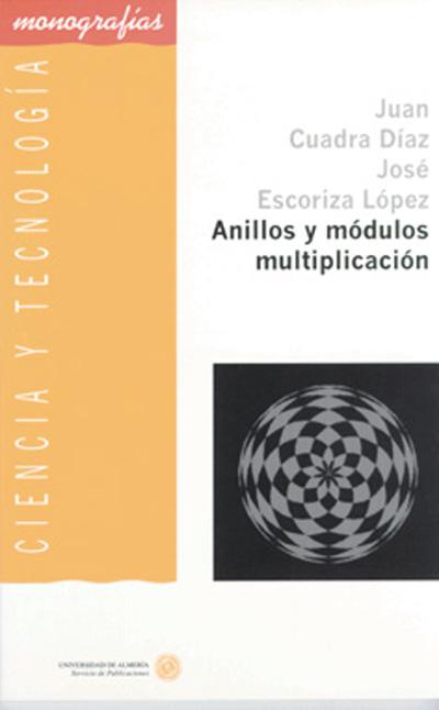 Anillos y módulos multiplicación