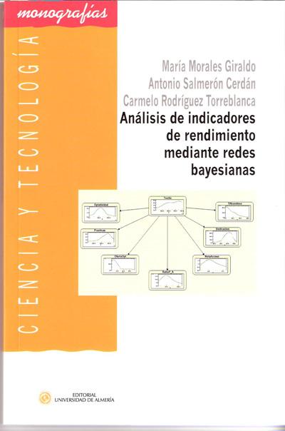 Análisis de indicadores de rendimiento mediante redes bayesianas