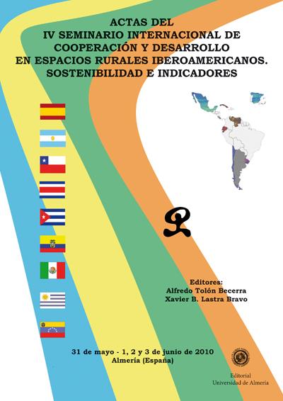 Actas del IV Seminario Internacional de Cooperación en Espacios Rurales Iberoamericanos