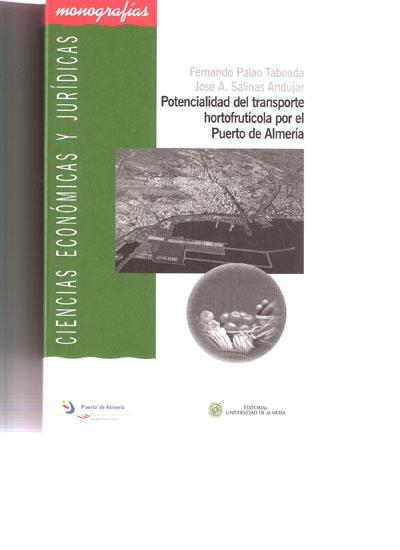 Potencialidad del transporte hortofrutícola por el puerto de Almería