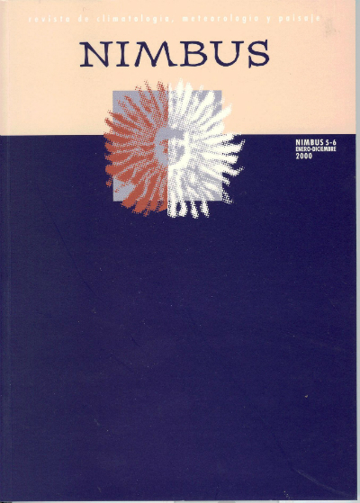 NIMBUS, nº 5 y 6