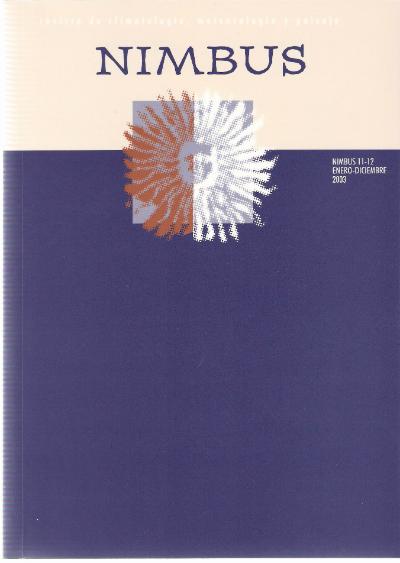 NIMBUS, nº 11 y 12