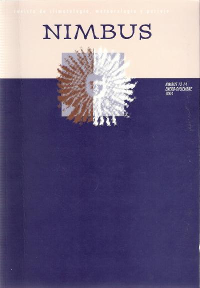 NIMBUS, nº 13 y 14