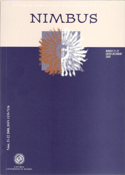 NIMBUS, nº 21 y 22