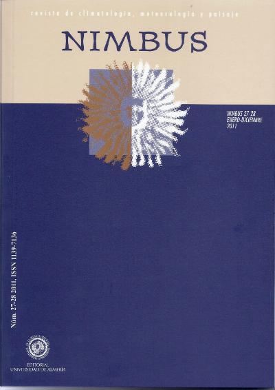 NIMBUS, nº 27 y 28