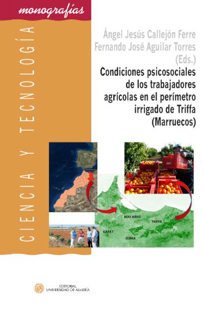 Condiciones psicosociales de los trabajadores agrícolas en el perímetro irrigado de Triffa (Marruecos)