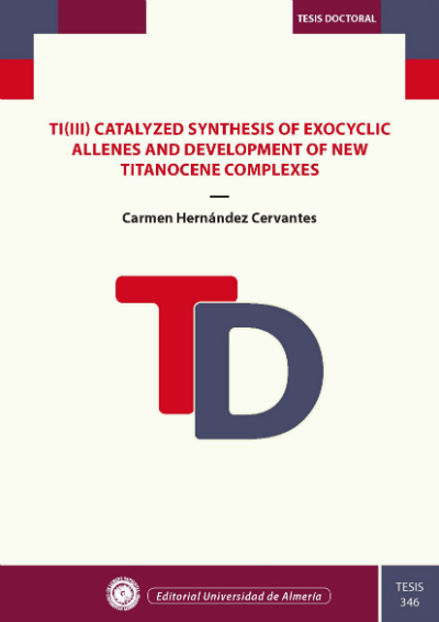 Ti (III) catalyzed synthesis of exocyclic allenes and development of new titanocene complexes