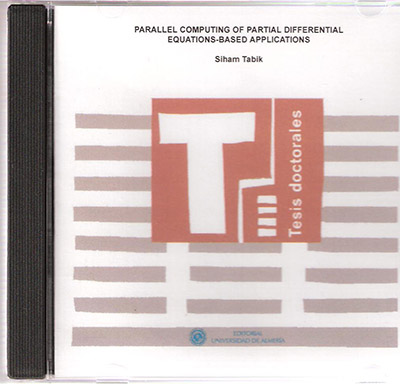 Parallel computing of partial differential equations-based applications
