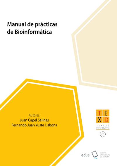 Manual de prácticas de Bioinformática