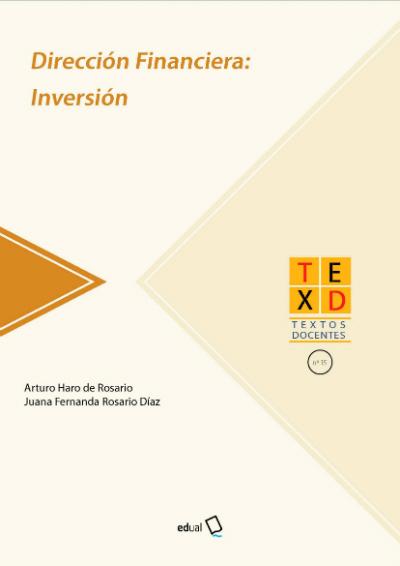 Dirección Financiera. Inversión- EBOOK
