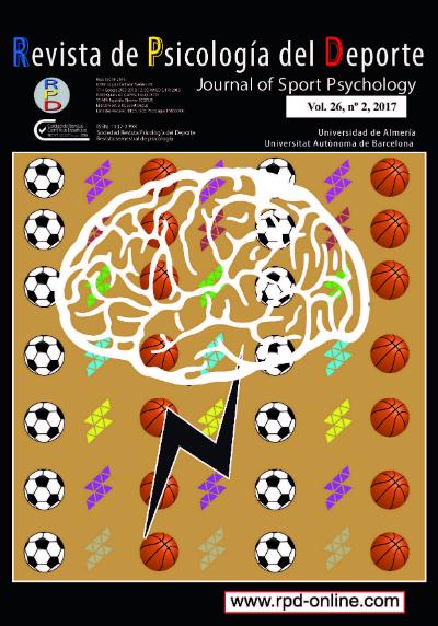 Revista de Psicología del Deporte Vol 26 nº 2, 2017