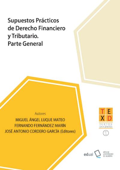 Supuestos prácticos de derecho financiero y tributario