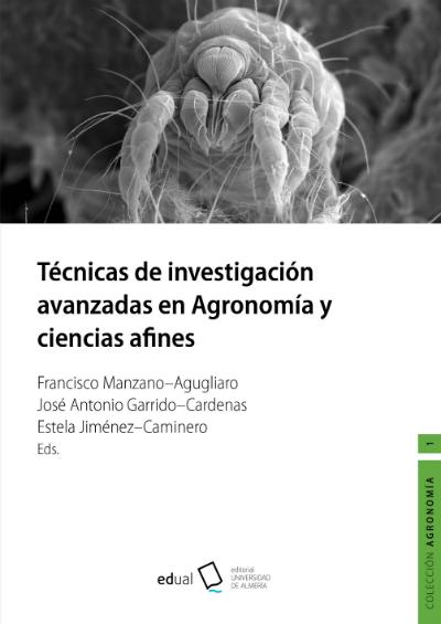 Técnicas de investigación avanzadas en Agronomía y ciencias afines