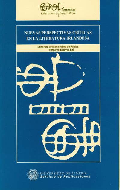 Nuevas perspectivas críticas en la literatura irlandesa