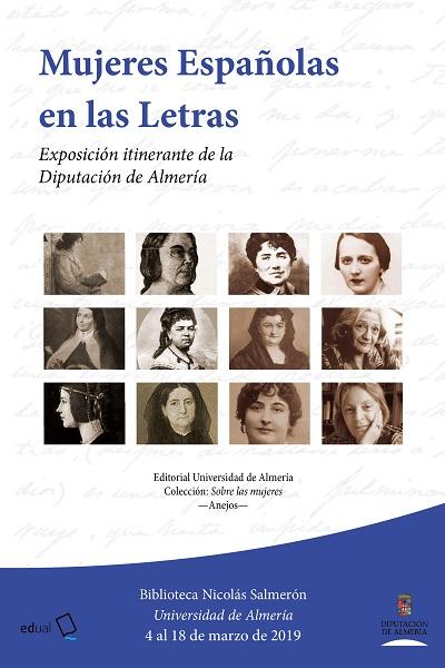 Mujeres españolas en las letras