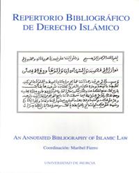 Repertorio bibliografico de derecho islamico