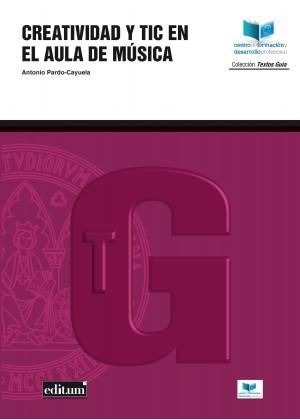 CREATIVIDAD Y TIC EN EL AULA DE MÚSICA- EBOOK